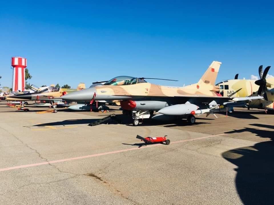 Marrakech Air Show 2018 - Photos et vidéos FRA / MRM / GR Receiv70