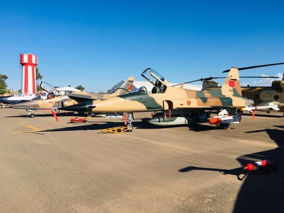 Marrakech Air Show 2018 - Photos et vidéos FRA / MRM / GR Receiv71