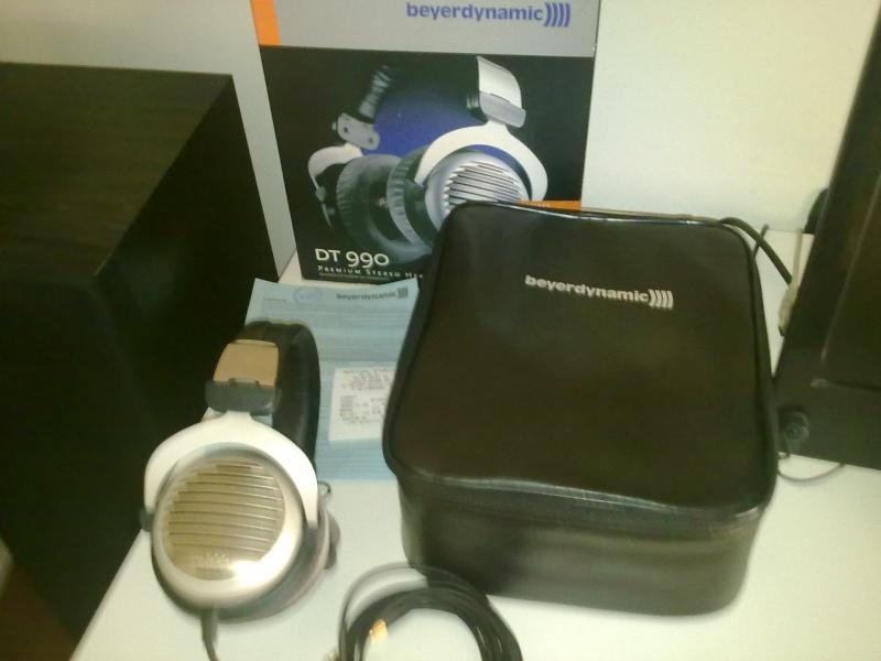 [MI-VA]  BEYERDYNAMIC DT 990 250 OHM 05022015