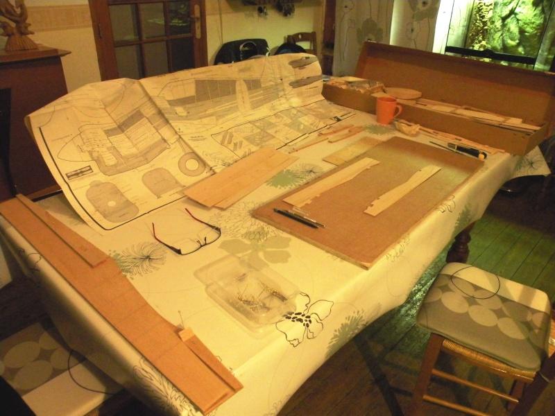 Construction du P40 Montag12