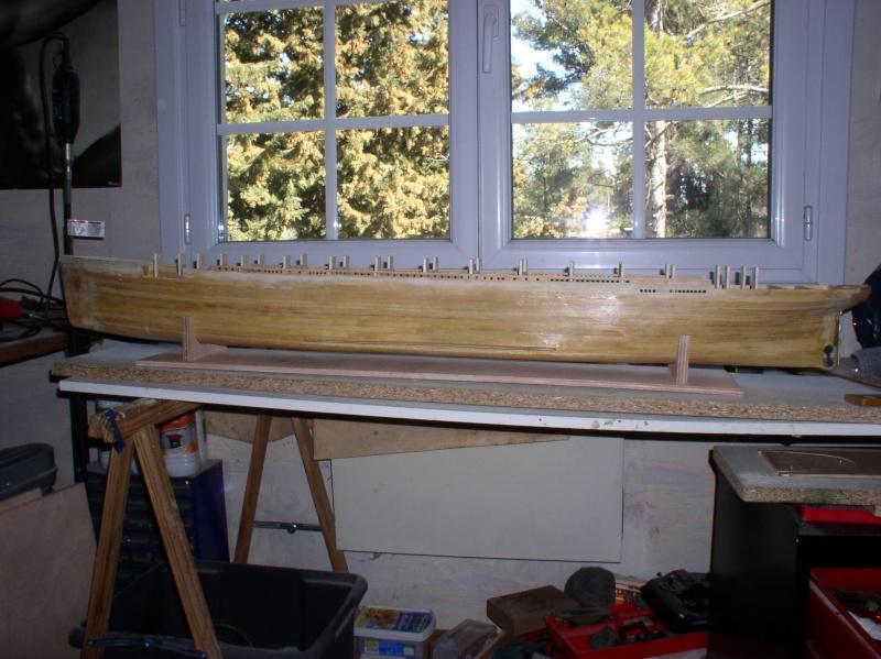 Le Titanic d'après les plan de JC ROSSO  au 1/200ème  P1010115