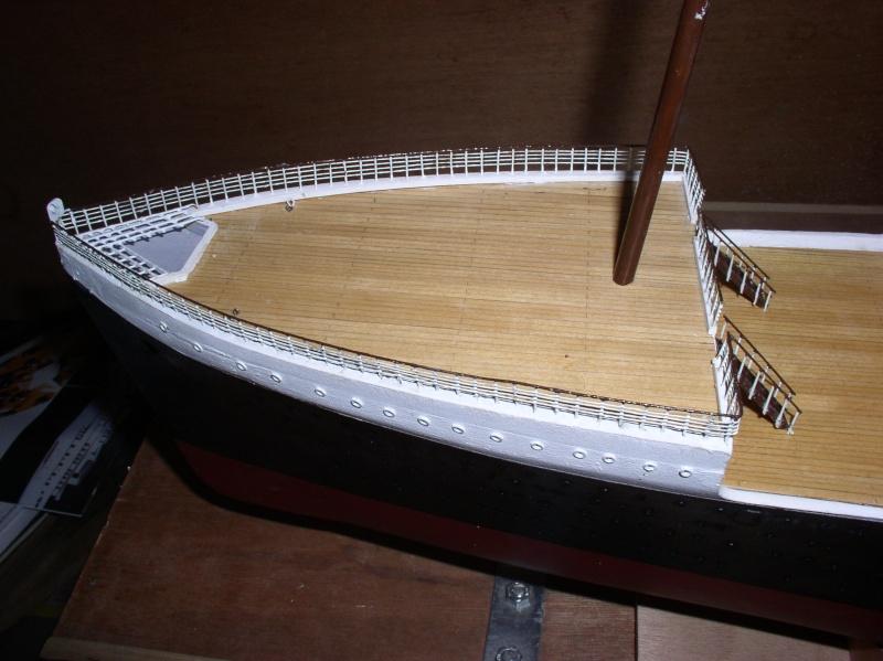 Le Titanic d'après les plan de JC ROSSO  au 1/200ème  - Page 7 P2010012