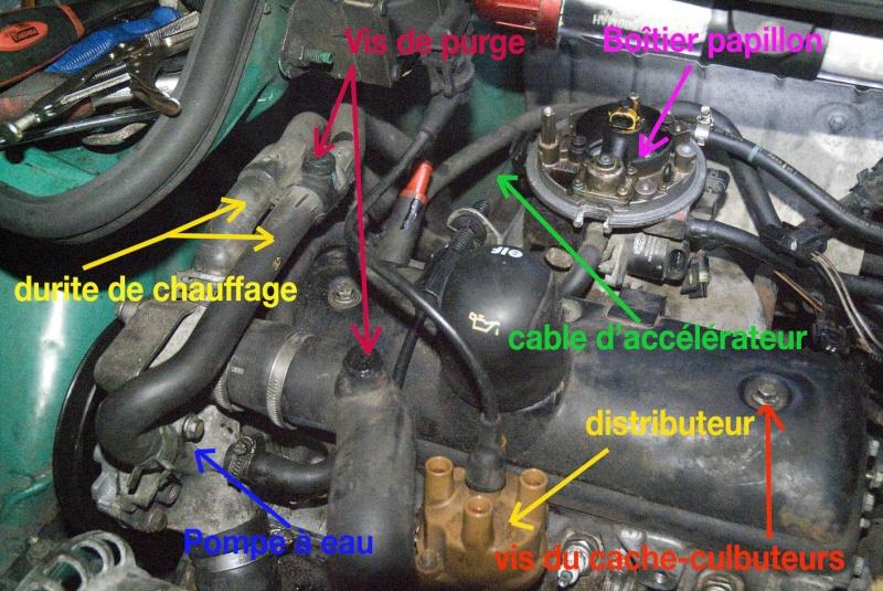 Fuite liquide après accident, plus de chauffage et ventilateur inactif. - Page 3 Culass40