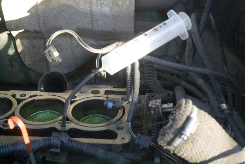 Fuite liquide après accident, plus de chauffage et ventilateur inactif. - Page 3 Culass49