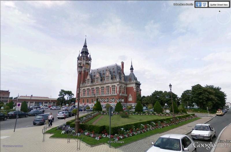 STREET VIEW : les cartes postales de Google Earth - Page 20 Calais10