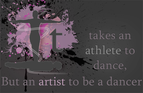Assignment 8: Dance Silhouettes (Drop Caps)  Due Fri Mar 16 Trhaaa10