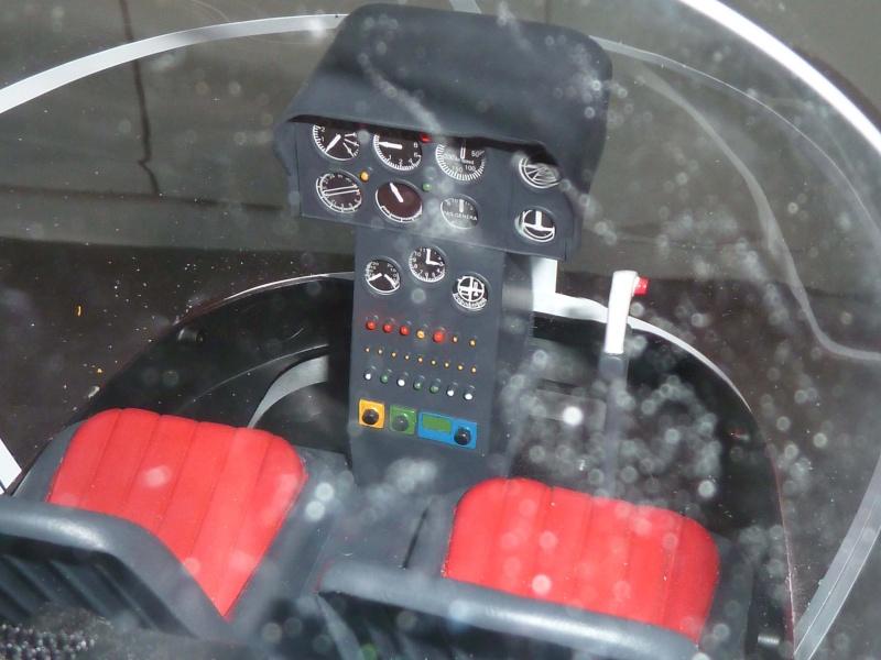 Alouette II EDF - Lama Hirobo - Page 34 P1000213