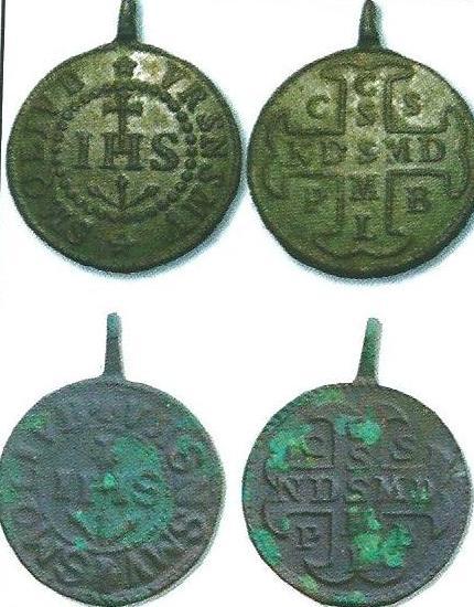 Suite sur les médailles de St Benoit Medail10