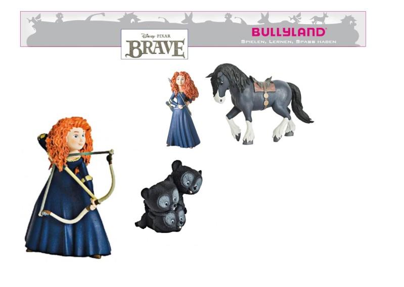 Disney Brave New products of Bullyland Brave_10