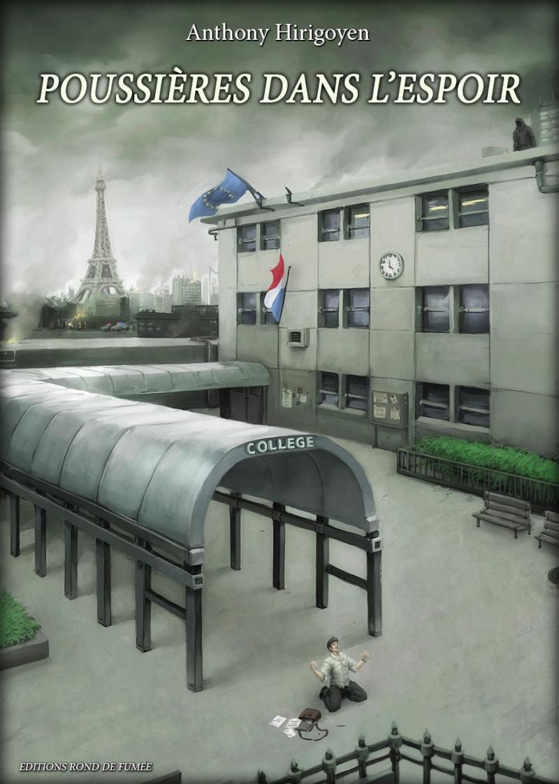 POUSSIERES DANS L'ESPOIR de Anthony Hirigoyen Cover12