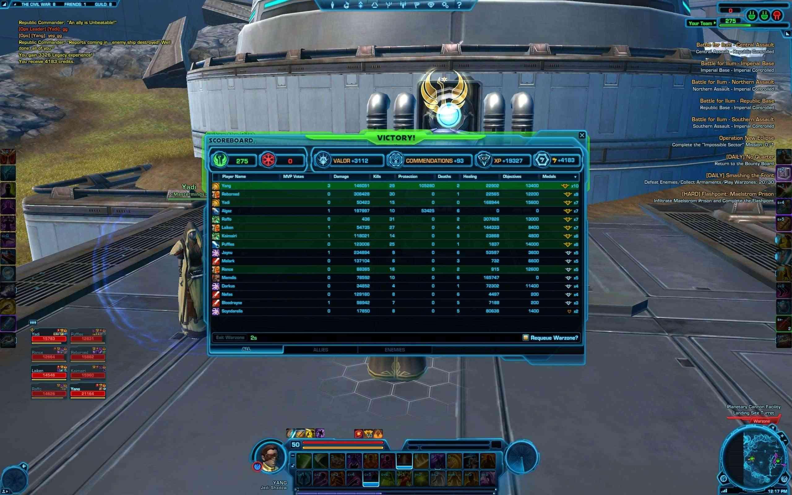 Shadow tank protection score :) Screen15