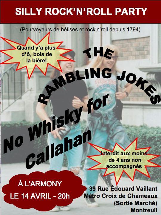 No whisky for Callahan + Rambling Jokes Flyer_10