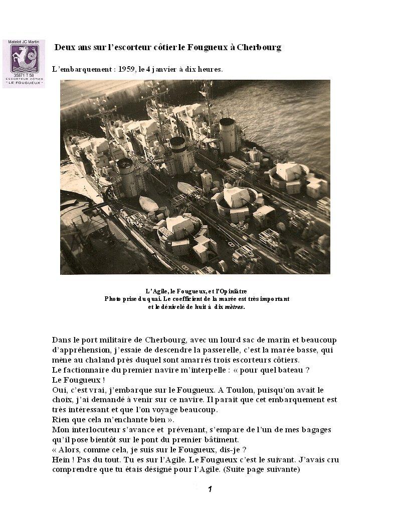 LE FOUGUEUX (E.C.) - Page 3 Embarq10
