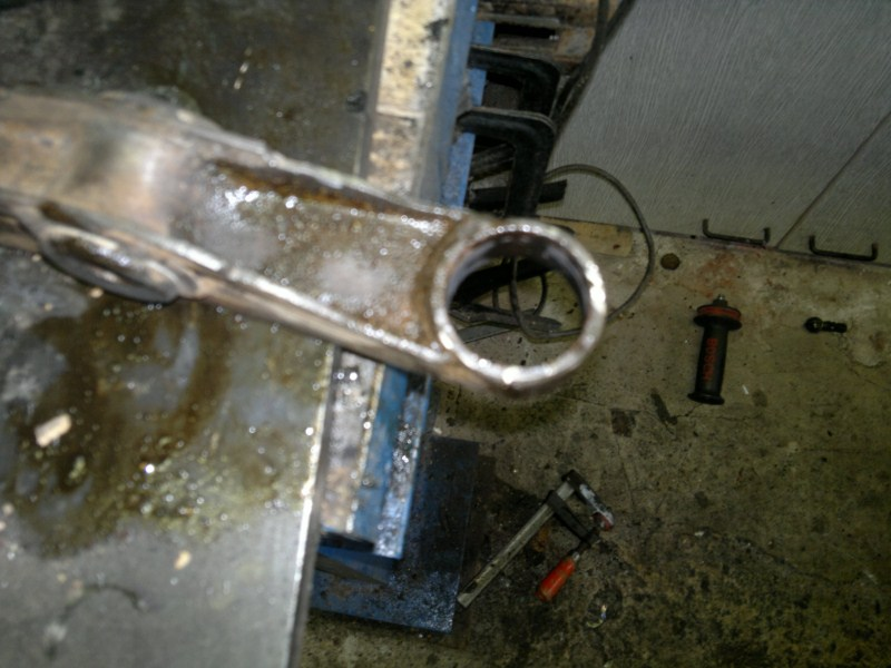 [TUTO] rénovation bras de suspension 1303 30042021