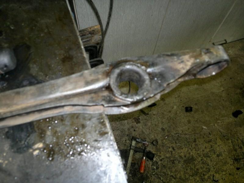 [TUTO] rénovation bras de suspension 1303 30042023