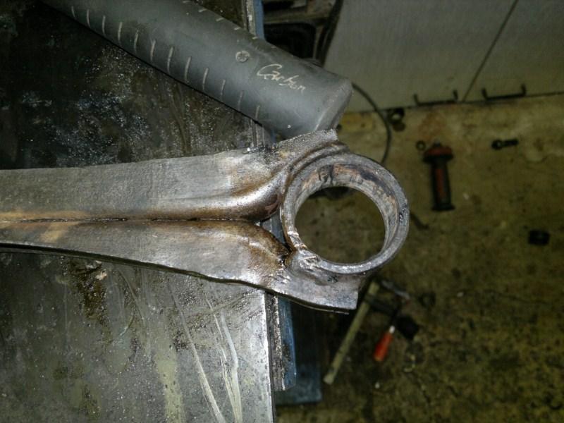 [TUTO] rénovation bras de suspension 1303 30042027