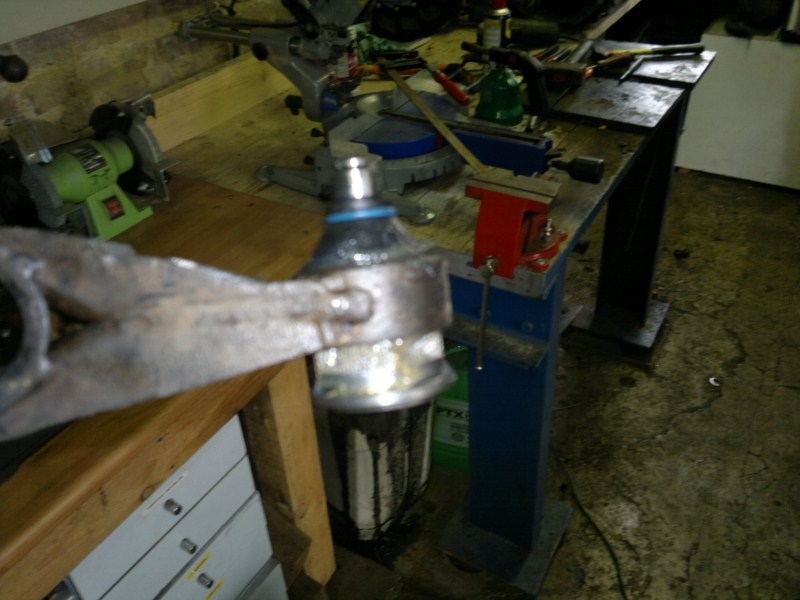 [TUTO] rénovation bras de suspension 1303 30042032