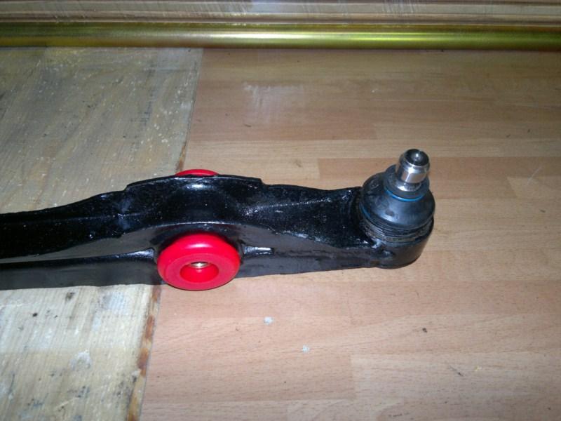 [TUTO] rénovation bras de suspension 1303 30042038