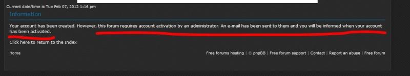Forum Registration procedure Forumr15