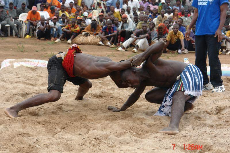 La lotta togolese Dsc05910