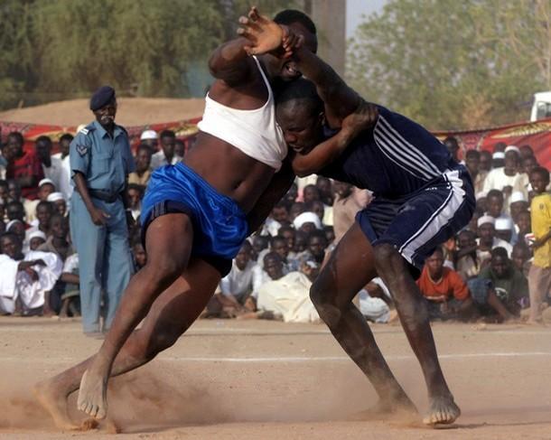 La lotta togolese Nuba_w10