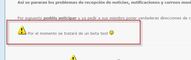 a una usuaria le sale un mensaje q le dice q modifique su cuenta de correo porque? Bet510