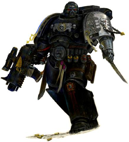 [W40K] Collection d'images : Inquisition/Chevaliers Gris/Sœurs de Bataille 437px-10