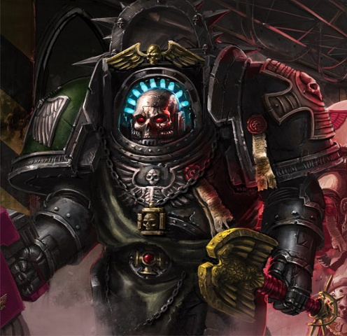[W40K] Collection d'images : Inquisition/Chevaliers Gris/Sœurs de Bataille 496px-10