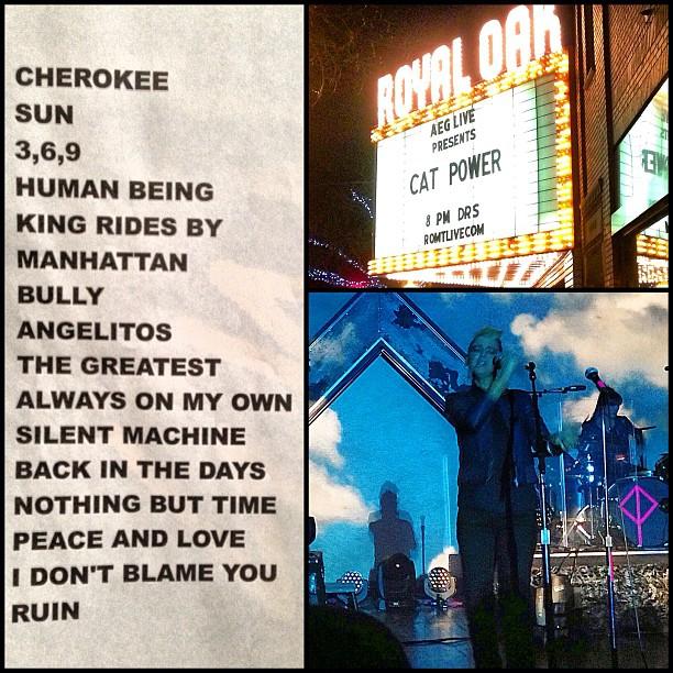 10/27/12 - Detroit, MI, Royal Oak Music Theater Cb2ffe10