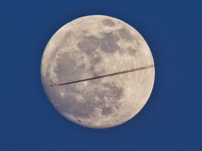 Une belle photo de la Lune Image111