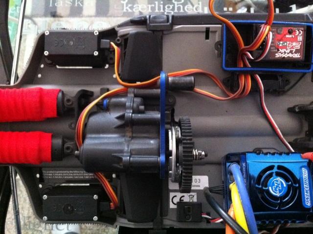 E-REVO upgrade Hobbywing XERUN 2200kv ESC 150A - Page 5 Img_3315