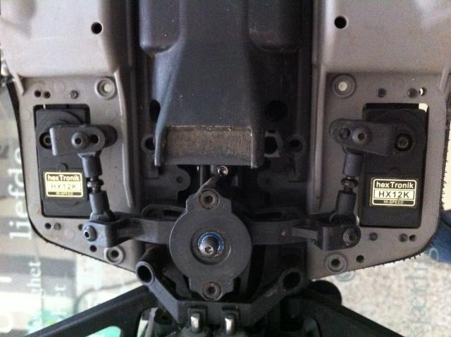 E-REVO upgrade Hobbywing XERUN 2200kv ESC 150A - Page 5 Img_3316