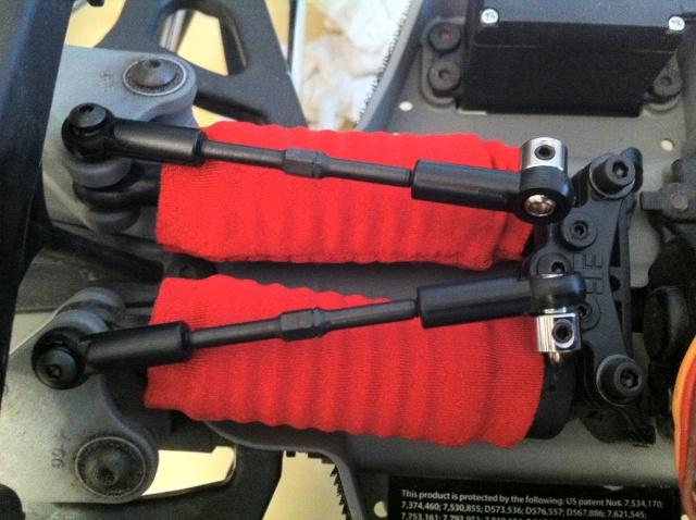 E-REVO upgrade Hobbywing XERUN 2200kv ESC 150A - Page 5 Img_3318