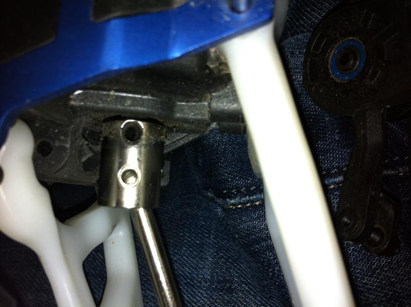 E-REVO upgrade Hobbywing XERUN 2200kv ESC 150A - Page 9 Img_3710