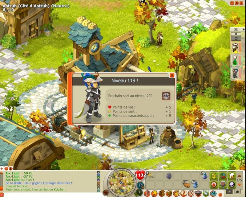 [Accepté] Archer-xd Espère venir dans cette agréable guilde Lvl_1114