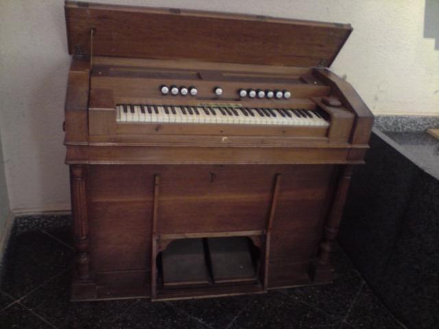 """Mon """"petit"""" harmonium Christophe et Etienne 110"""