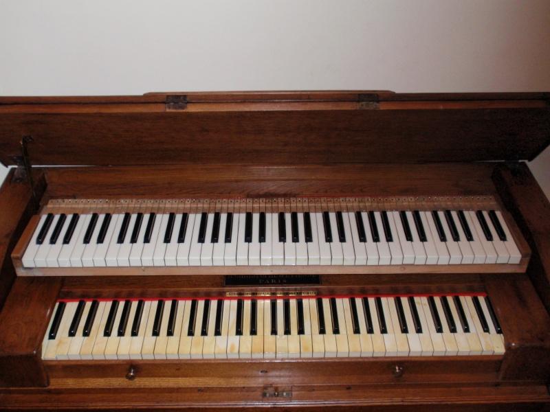 """Mon """"petit"""" harmonium Christophe et Etienne 1910"""