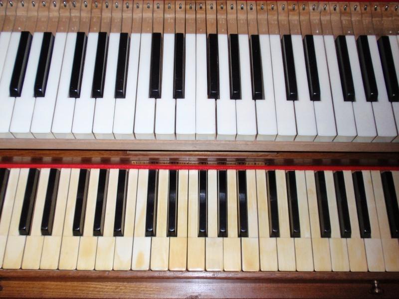 """Mon """"petit"""" harmonium Christophe et Etienne 2010"""