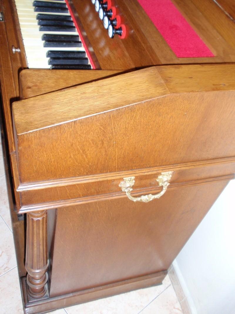 """Mon """"petit"""" harmonium Christophe et Etienne 2310"""