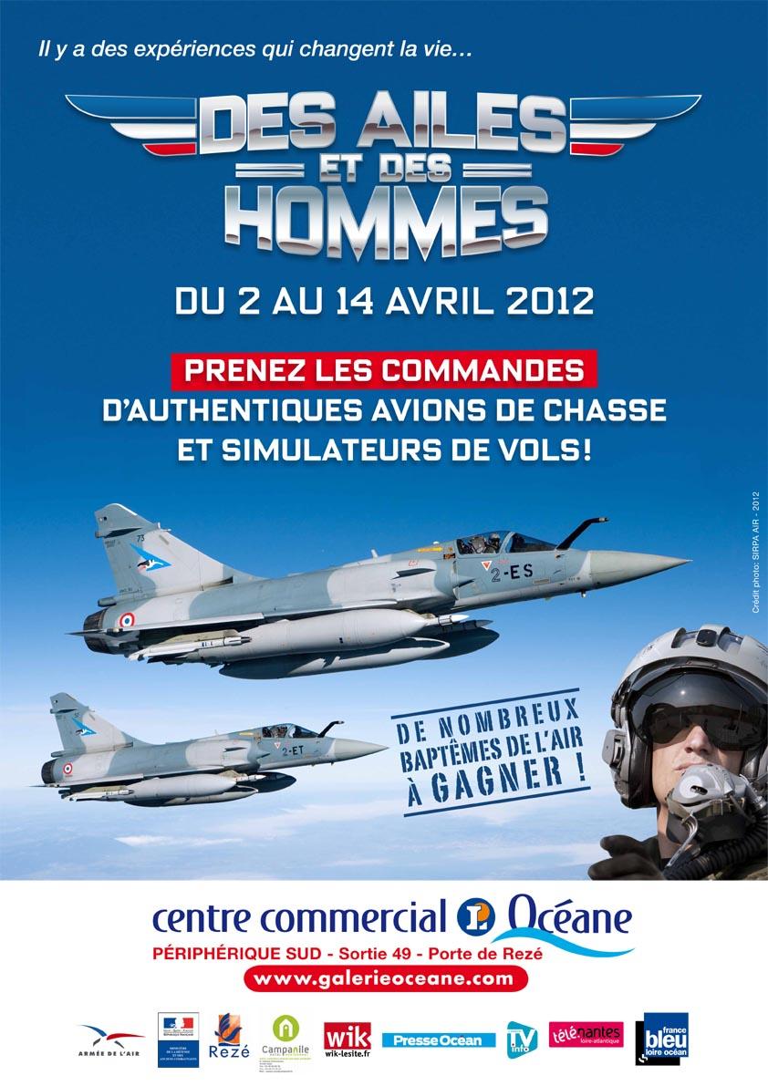 [02-14/04/2012] Deux avions de chasse à Rezé Armee10