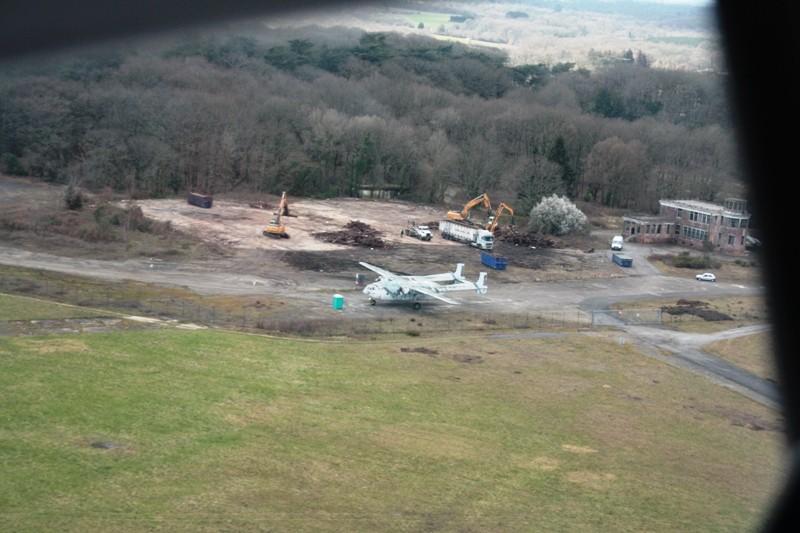 [05/03/2012] Destruction des Hangars Demi-Tonneau... Hangar10