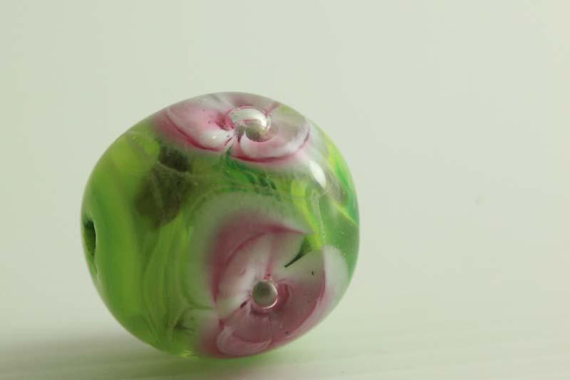 Tutoriel pour les perles florales enrobées C10