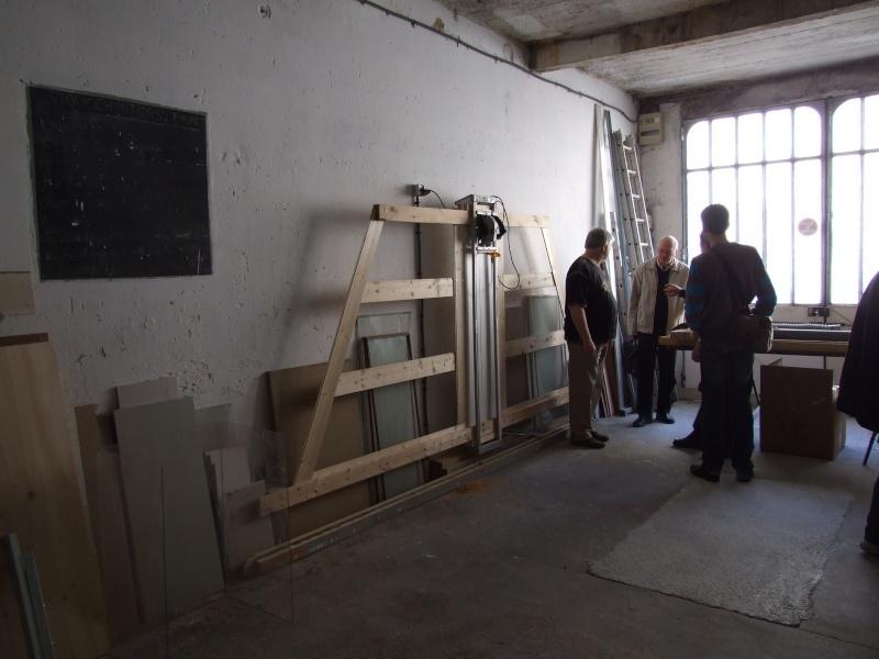 Atelier Associatif Castelrousin Bois Maquette Chantournage Inaugu12