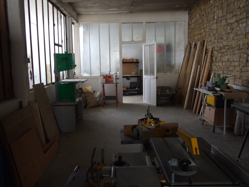 Atelier Associatif Castelrousin Bois Maquette Chantournage Inaugu13