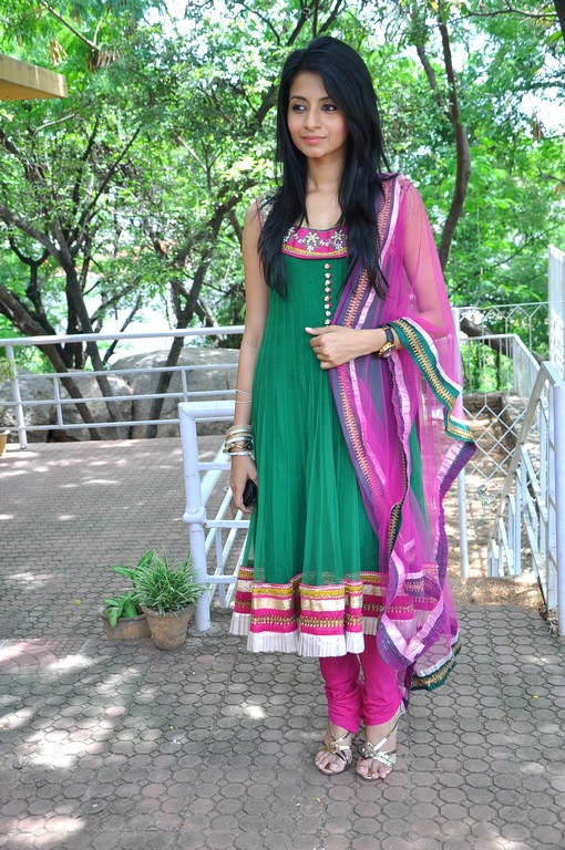 Amrutha in Salwar Cute Pictures Amruth22