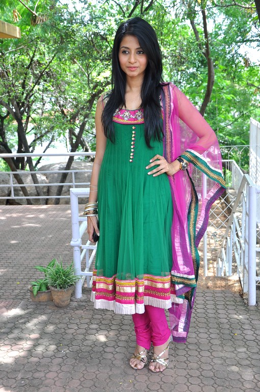 Amrutha in Salwar Cute Pictures Amruth24