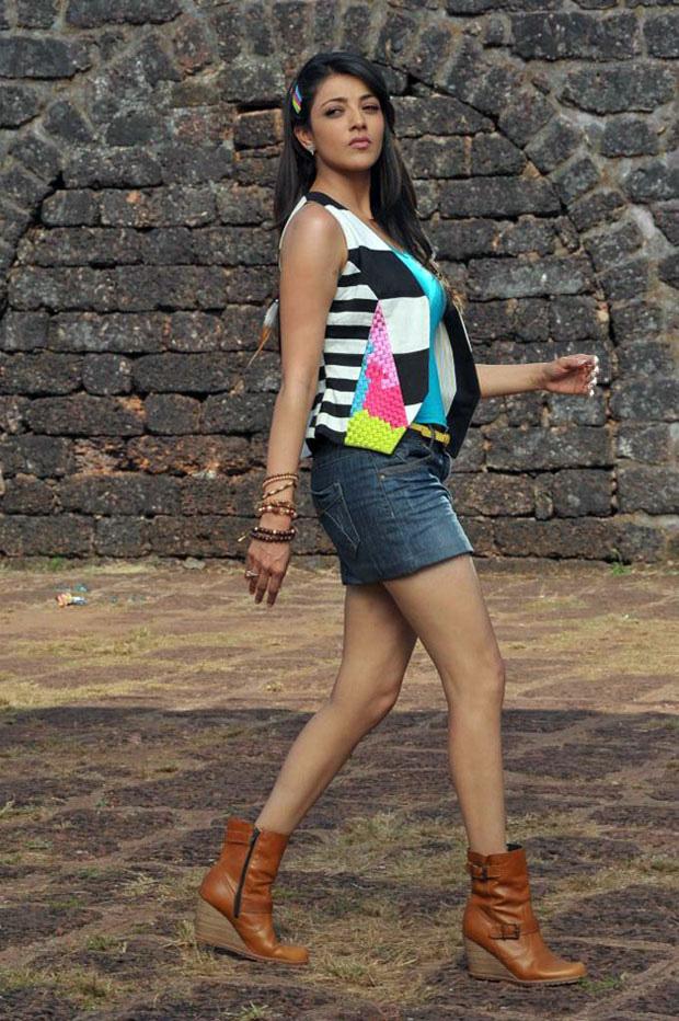 காஜல் அகர்வால் [ Kajal Agarwal from Businessman Pics ] Kajal-42