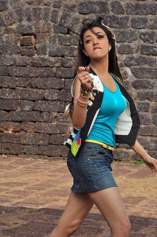 காஜல் அகர்வால் [ Kajal Agarwal from Businessman Pics ] Kajal-45