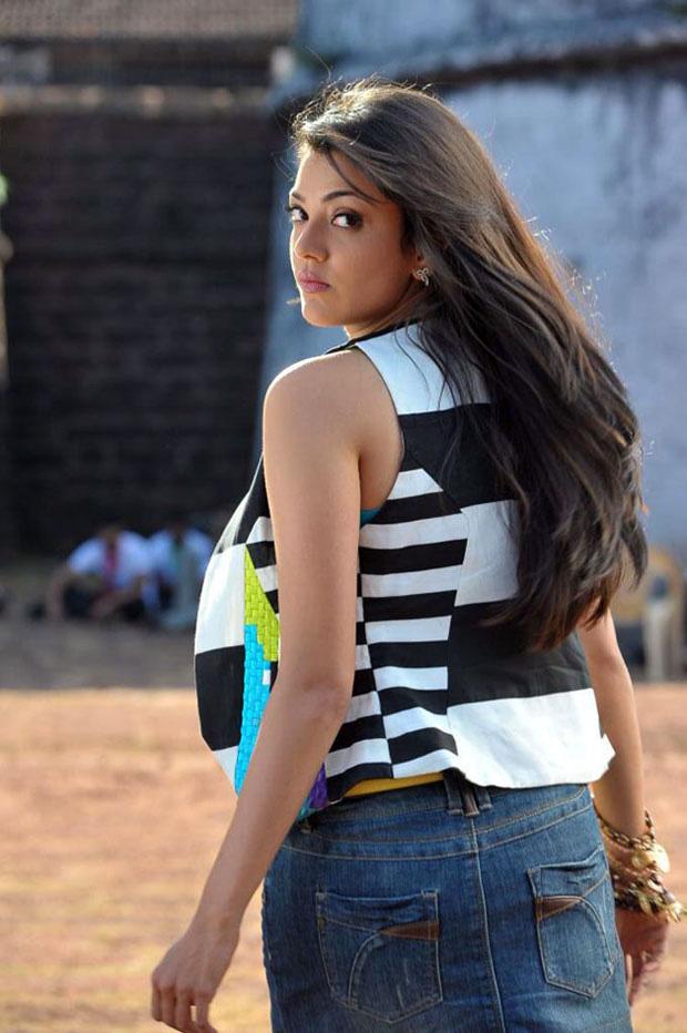 காஜல் அகர்வால் [ Kajal Agarwal from Businessman Pics ] Kajal-54
