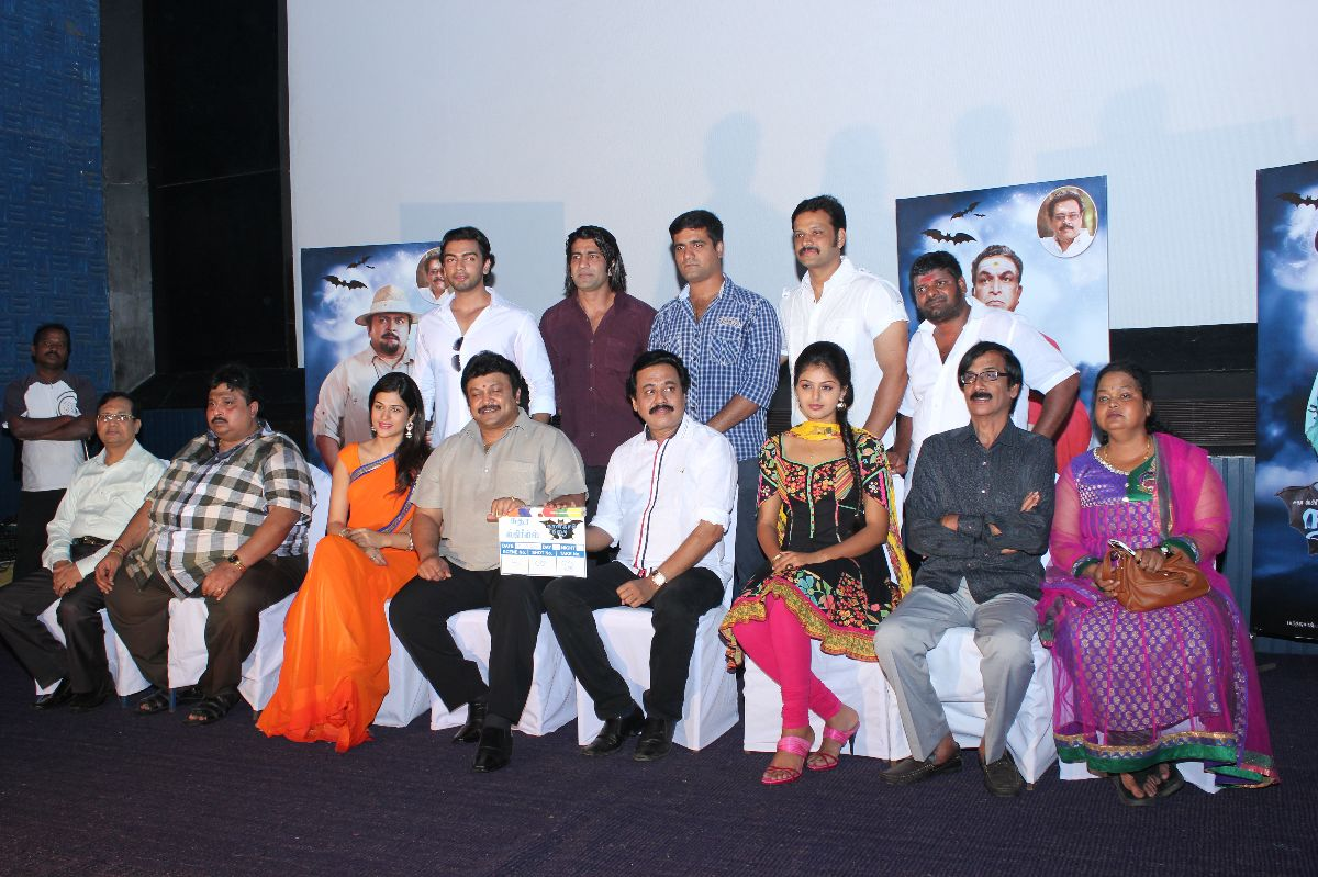நான்காம் பிறை [Naangaam Pirai Movie Launch Stills] Naanga11